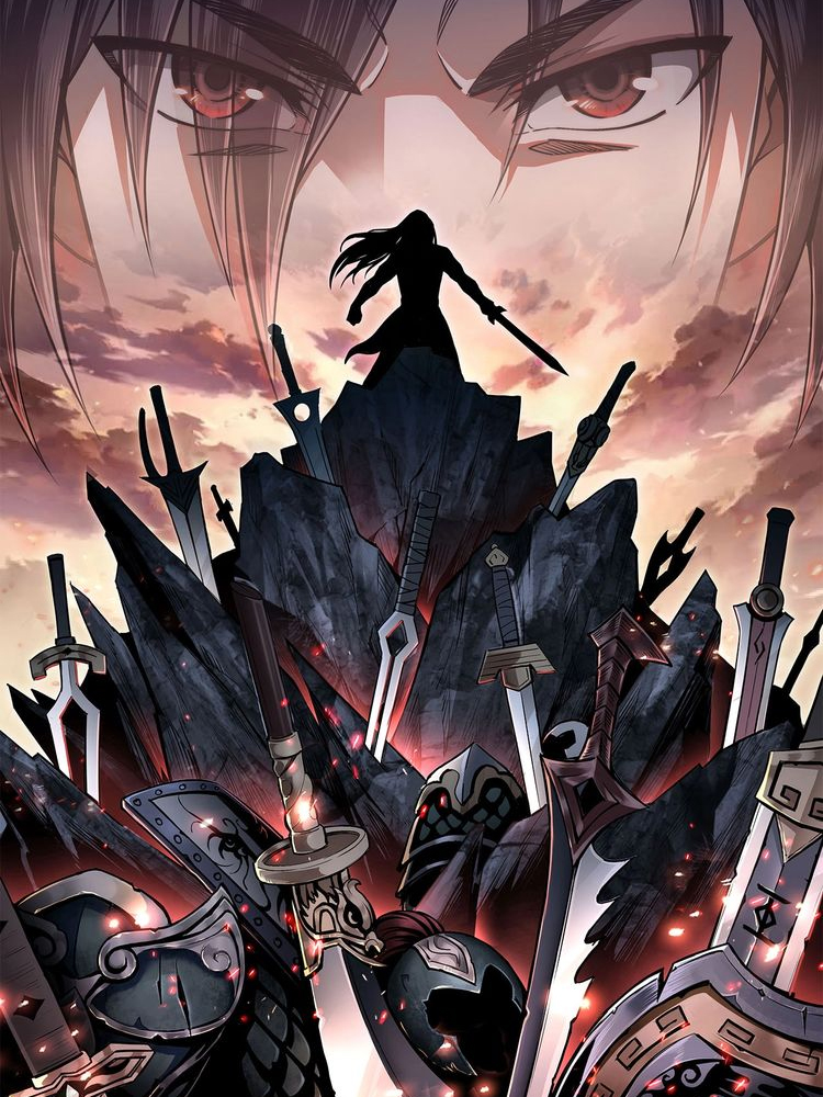 black manga