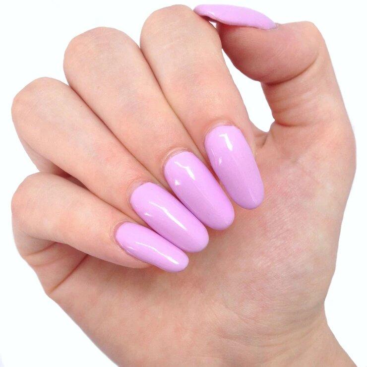 blue sky nails